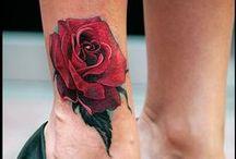 Tattoos / by Rocio La Rosa