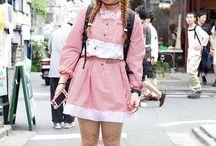 Tokyo Fashion / by Diane Hull