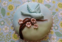 Decorated Cupcakes / by Diane Hull
