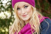 Winter Woollies / Ladies wool hats, scarves and gloves by Johnston of Elgin and Barbour at A Hume - Country Clothing / by A Hume Country Clothing