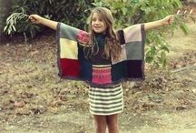 SEW: girls / Design and sewing inspiration to sew for girls, big and little. / by Andrea Pannell