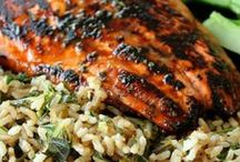 FOOD & DRINK: main course recipes / Main course and dinner recipes for families. / by Andrea's Notebook