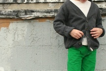 SEW: boy / Inspiration and tutorials for creating a sewn wardrobe for boys. / by Andrea Pannell