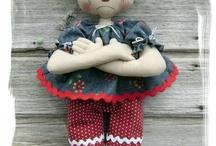 Dolls! / by Cindy Mossor