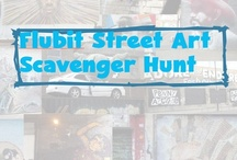 Flubit's Street Art Scavenge  / Coming soon....