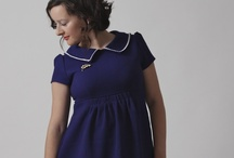 SEW: maternity / Inspiration, tutorials and tips for sewing a maternity wardrobe. / by Andrea Pannell