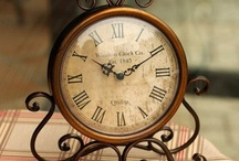 Clocks, Clocks, Clocks / by Veronica Bluett