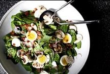 FOOD & DRNK: Salad / Salad recipes you'll love! / by Andrea's Notebook