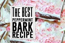 FOOD & DRINK: Peppermint Desserts & Drinks / Desserts and drinks with peppermint. Peppermint and chocolate dessert recipes and drinks. / by Andrea's Notebook