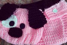knit & crochet / by Stephanie Nunn