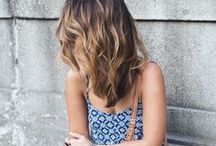 // hair / Styles I'd love to try with my hair someday. / by Brittany Silva