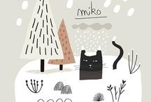 Cute Illustrations / by Kristeen Tibbits