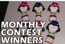 Monthly Contest Winners  / by Sculpey
