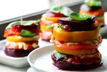 * Side Dishes * / Side dishes for dinner or lunch or as stand-alone eating / by VeggieBoards