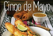 gardein | cinco de mayo / Cinco de Mayo recipes / Mexican Food favorites inspired by the Healthy Voyager / by gardein