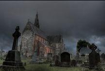 Cemeteries <3  / by Sharon Pustelnik