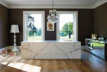 interiors: kitchen / by Sally Osborne