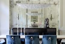 interiors: diningroom / by Sally Osborne