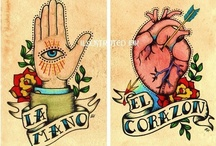 Tattoos and Artwork / Beautiful Tattoos / by Alex Navarrete