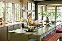 Kitchens / by Kay Toups
