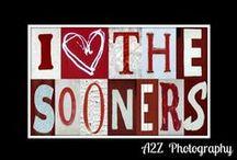 OU Sooners / Boomer Sooner!!  / by Chrissy Carr