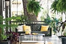Garden ideas / One day, I will have a yard to do things like this in! / by Melanie Ann