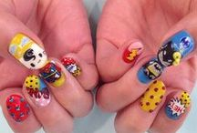 All Things Nails / by Danna Michele