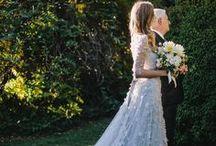 Wedding dresses and rings! / So pretty, so sparkly!! / by Melanie Ann