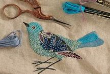 Sewing and needle work ideas  / by Melanie Ann