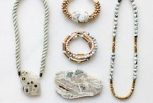 Jewelry making / inspiration for jewelry making project / by Christine Lee
