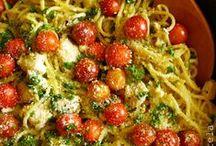 Pasta Recipes / by Melanie Ann