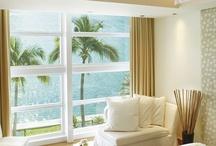 Resorts & Hotels We Love / by Robeworks Luxury Bathrobes