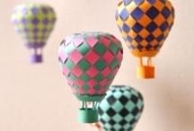Paper Crafts / by Stephanie Alvarez @ Quarter Incher