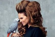 Hair / My Love Affair with Hair!! / by Di