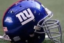 New York Giants! <3 / NYG for life. / by Sierra Rold