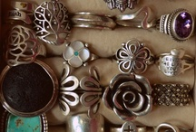 Jewels to adorn / I'll never buy any of this crap... / by Whisper Willows