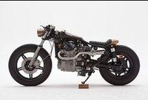 Honda Motorcycles / by Pipeburn