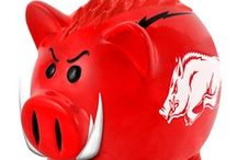Arkansas  / Places, info and stuff about Arkansas and the Razorbacks / by Mary Austin