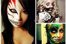 Costume Makeup/Cosplay / by Brittany