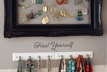 Jewelry Tips! / From jewelry storage, cleaning, displaying and more!  / by Anne Koplik Designs