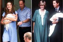British Royal Family / by mumofgeloyski T