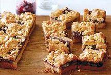 Brownies & Bars / by Ashley Godshalk