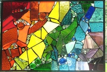 Stained Glass & Mosaics / by Teri Hooten