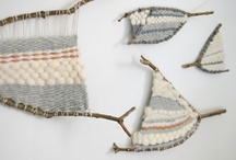 give it a try! / felting, weaving, buttons, image transfer .... / by Elenor Martin