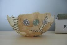 paper mache / by Elenor Martin