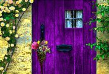 Doors, Knobs and Knockers / by Valerie Bair