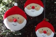 christmas ornaments / by Elenor Martin