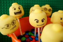 Lego Birthday Party Ideas / by Arianne Segerman