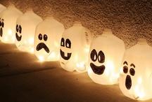 Ha-Ha-Halloween! / by Linze Struiksma