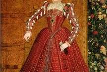 1500's Women's Fashion / by Megan Iris